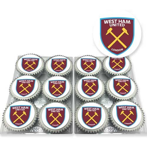West Ham Cupcakes