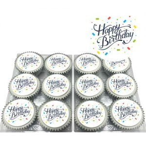 Happy Birthday Cupcakes Online Delivered