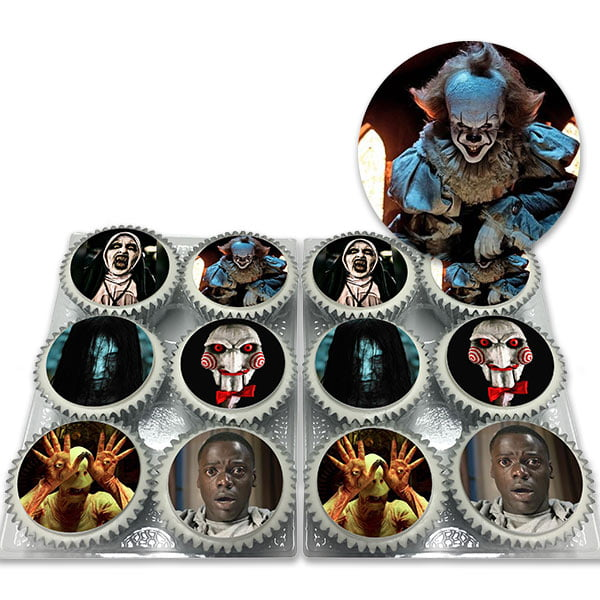 Horror Movie Cupcakes Delivered Fresh