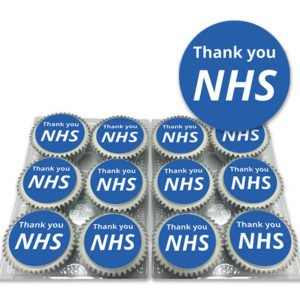 Thank You NHS Cupcakes Delivered