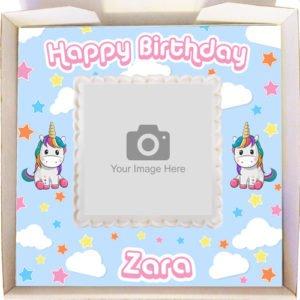 Unicorn Gift Cake