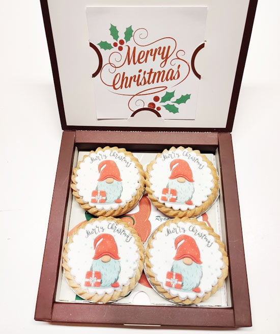 Merry christmas mince pies