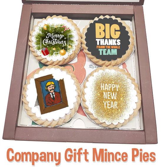 company mince pies