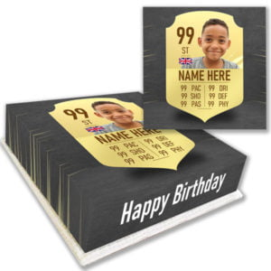 FUT Champ Birthday Cake