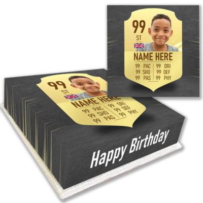 FUT Champ Birthday Cake