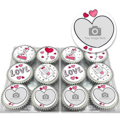 Send some love cupcakes delivered