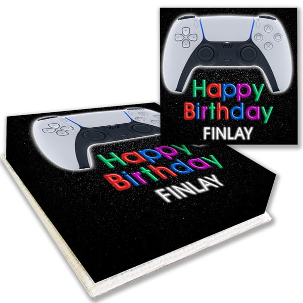 Console Controller Birthday Cake Order Online